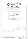 Bergliebe (Polka) - Blasorchester