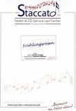 Frühlingsrosen (Polka) - Blasorchester