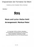 Berg - Blasorchesterausgabe